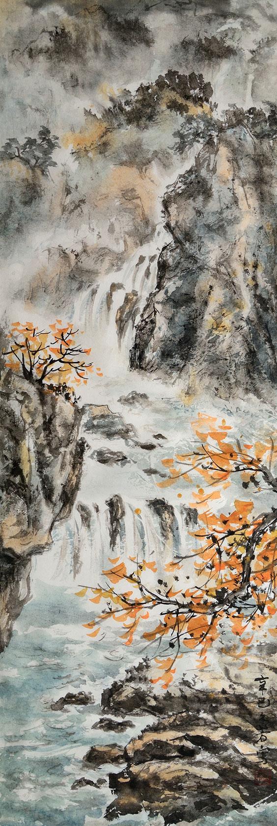 Diana Kung, Autumn WC