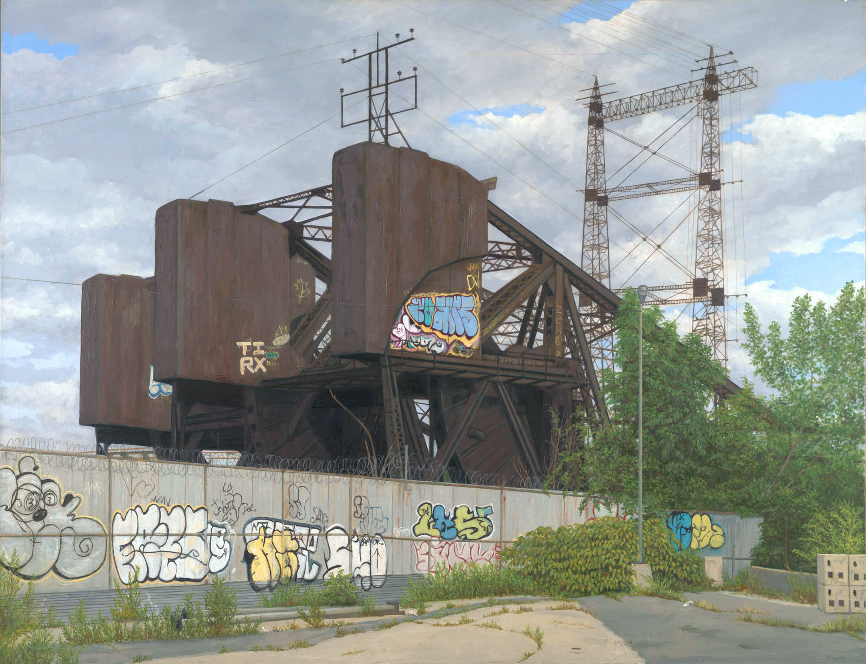 Valeri Larko, Bronx Drawbridge