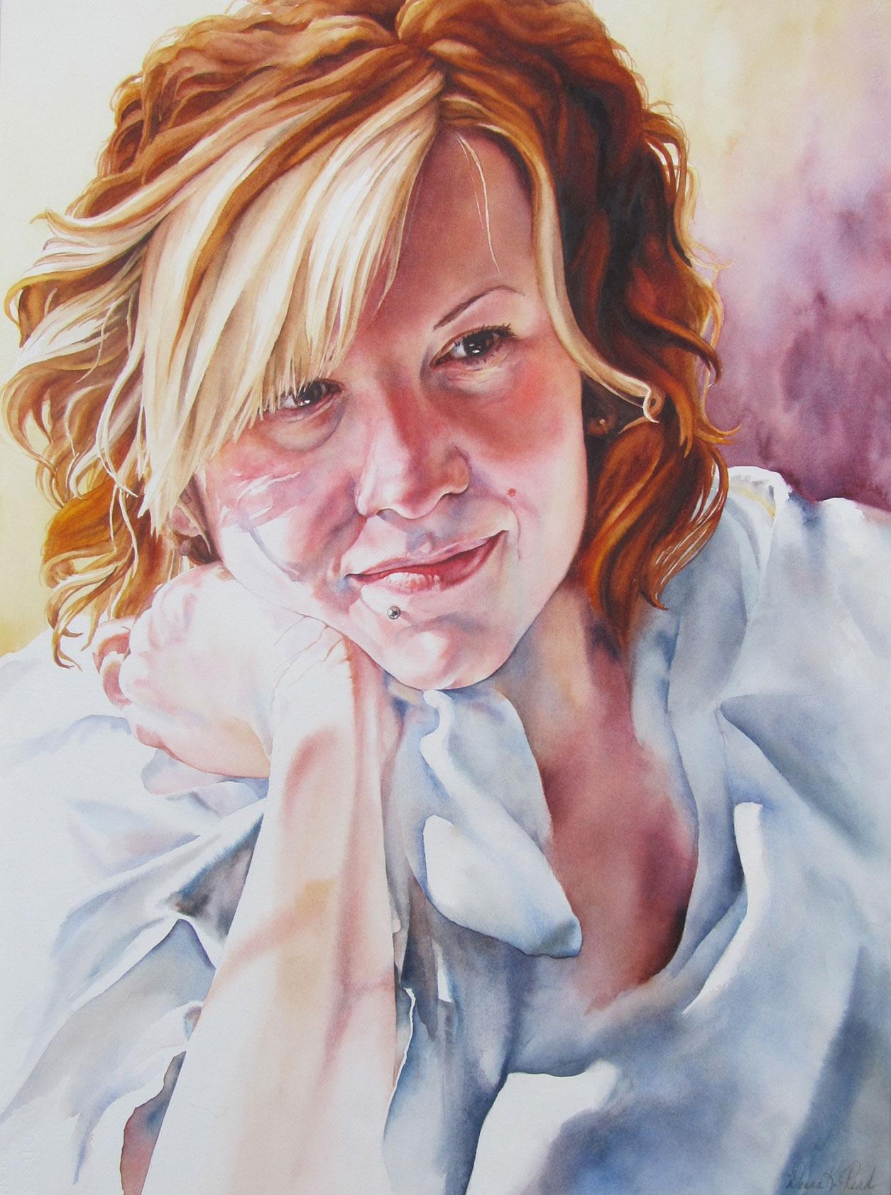Donna Read, Pensive