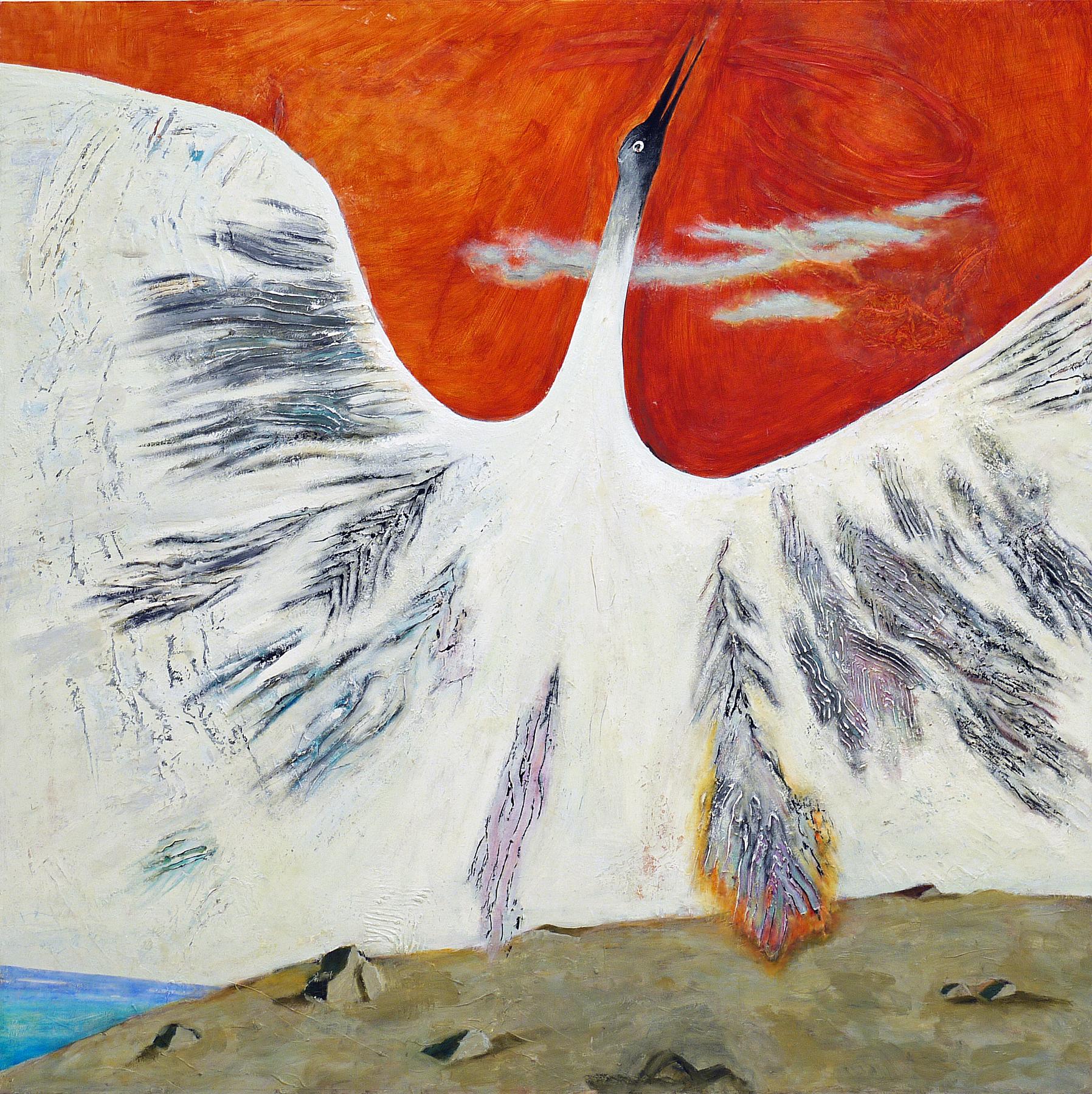 Mary Frank, Horizon Bird, 2011–2013