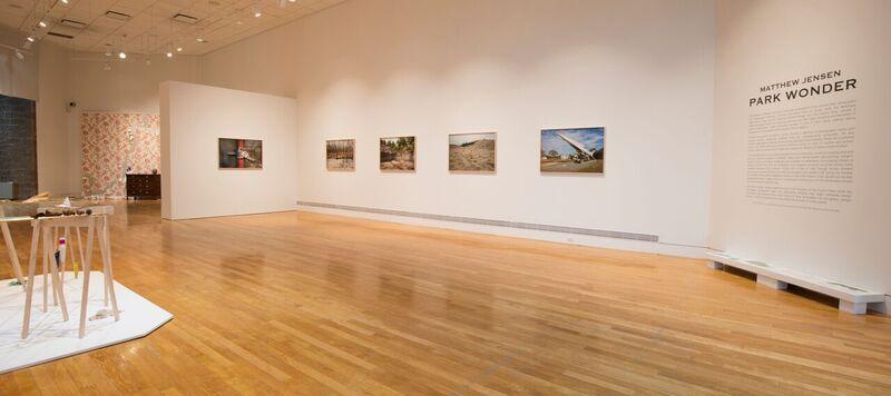 gallery shot of Mathew Jensen; Park Wonder