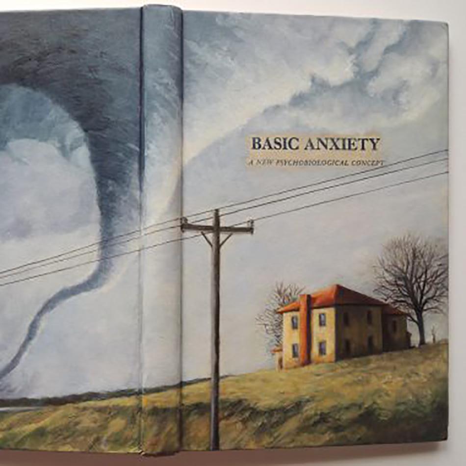 Mary Jean Canziani- Basic Anxiety