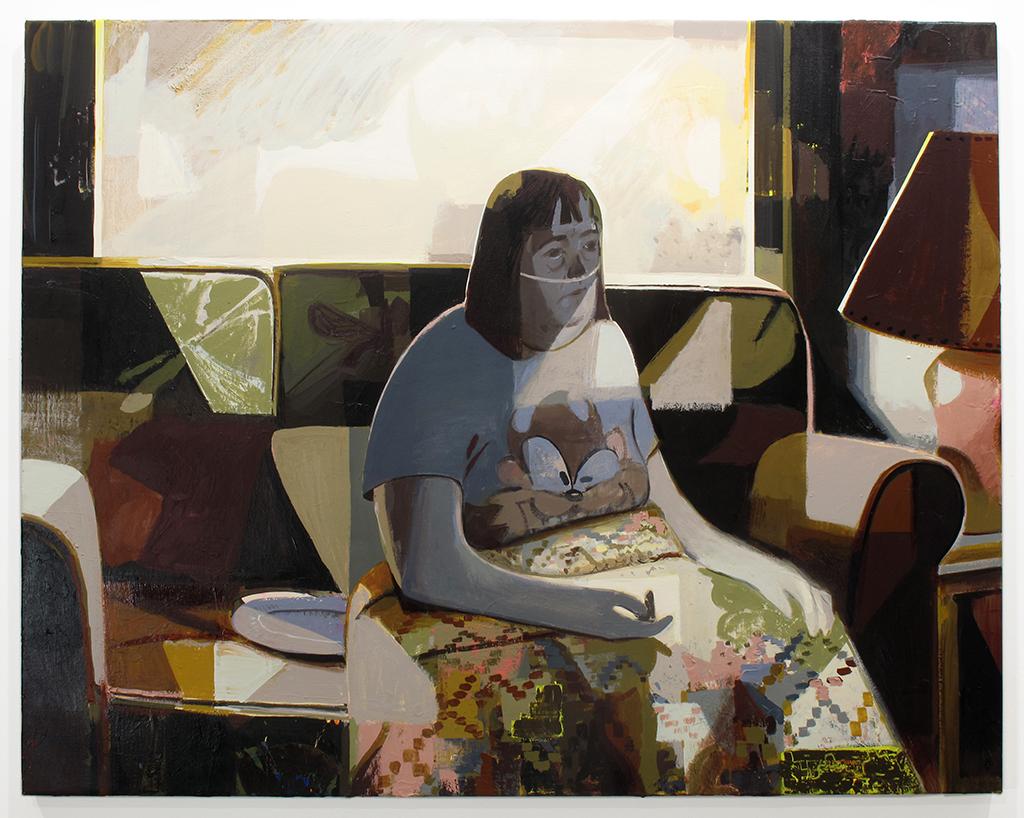"""Candy at Home"" by Matt Bollinger"