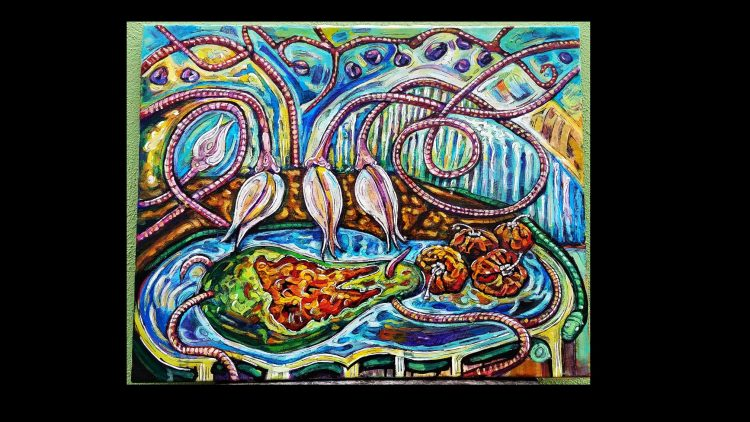 """Strange Fruits"" by Kevin Blythe Sampson"