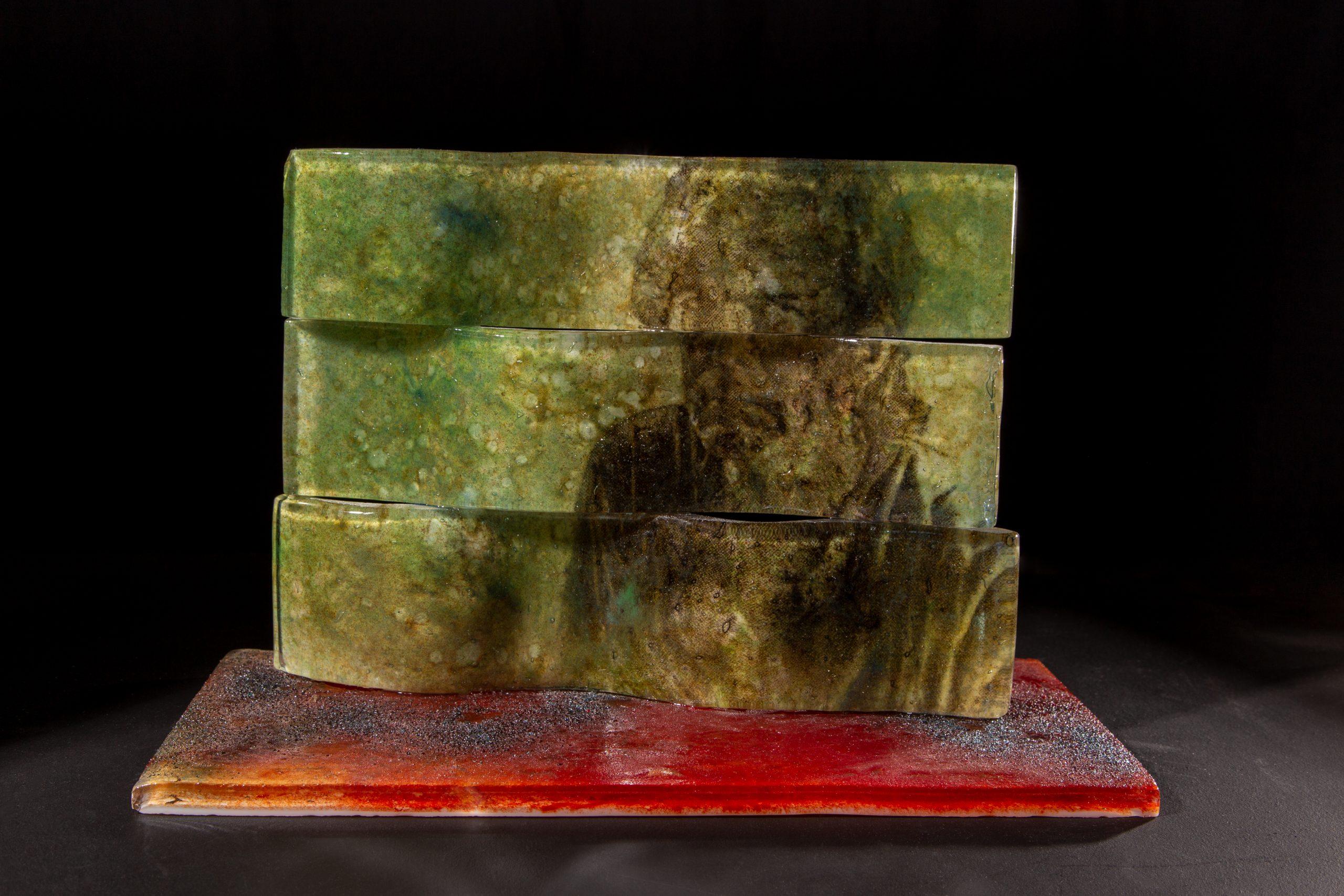 """image of Russ Wills's work """"Emerge"""""""