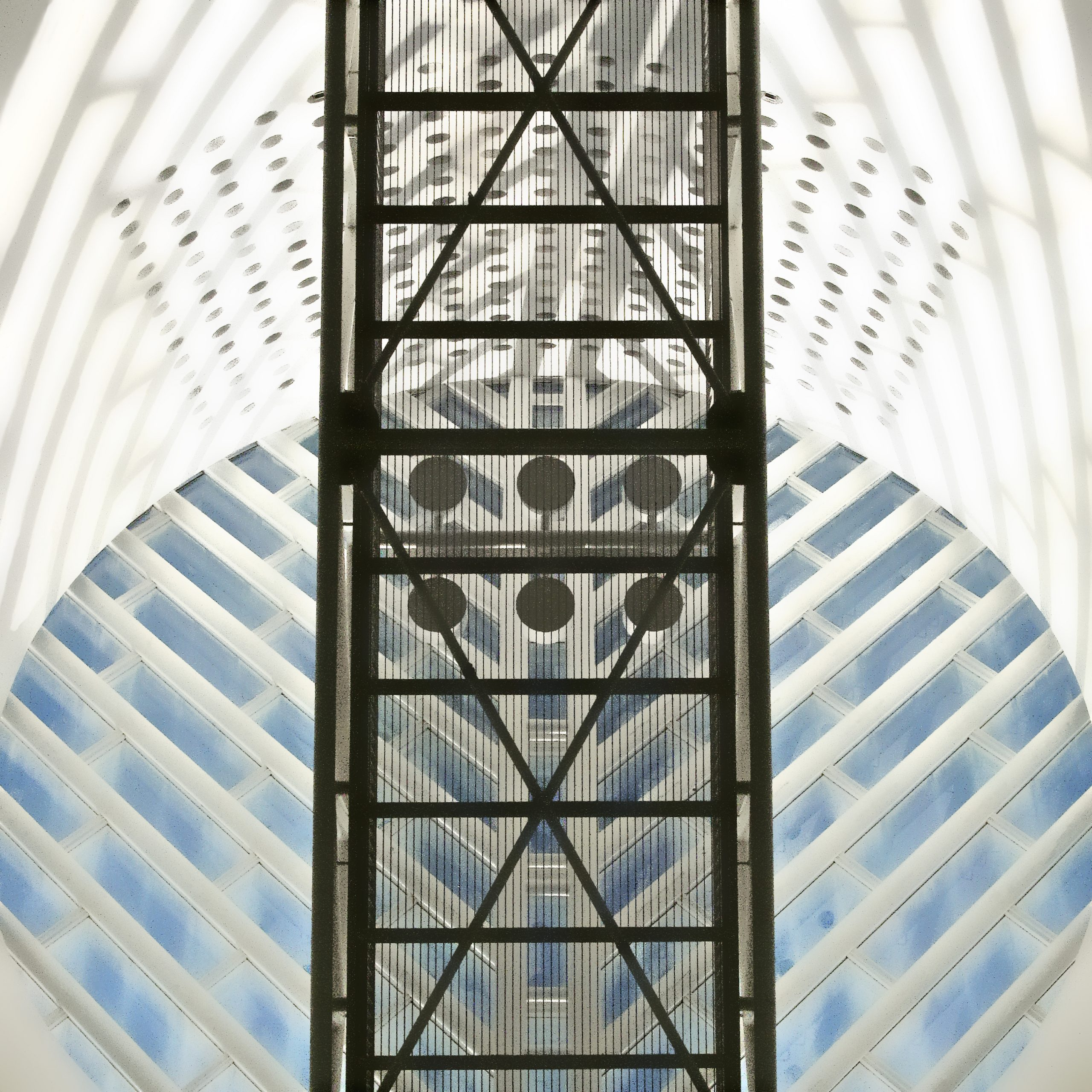 "image of Nancy Ori's work ""Glass Ceiling"""
