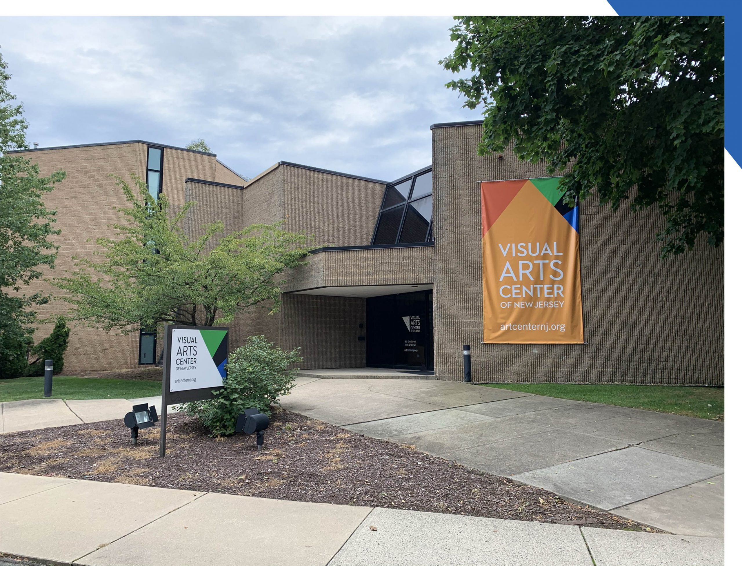 Exterior Image of the Art Center