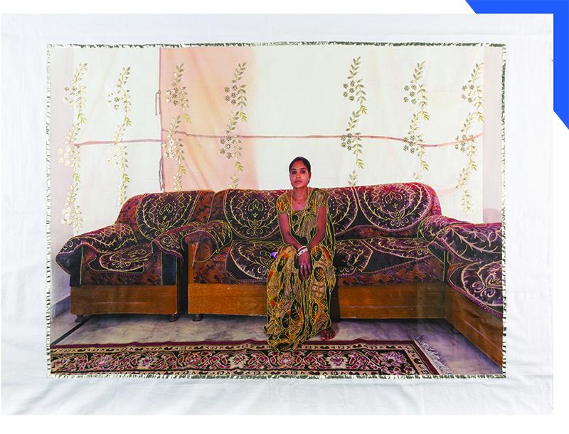 Spandita Malik image for artist talk