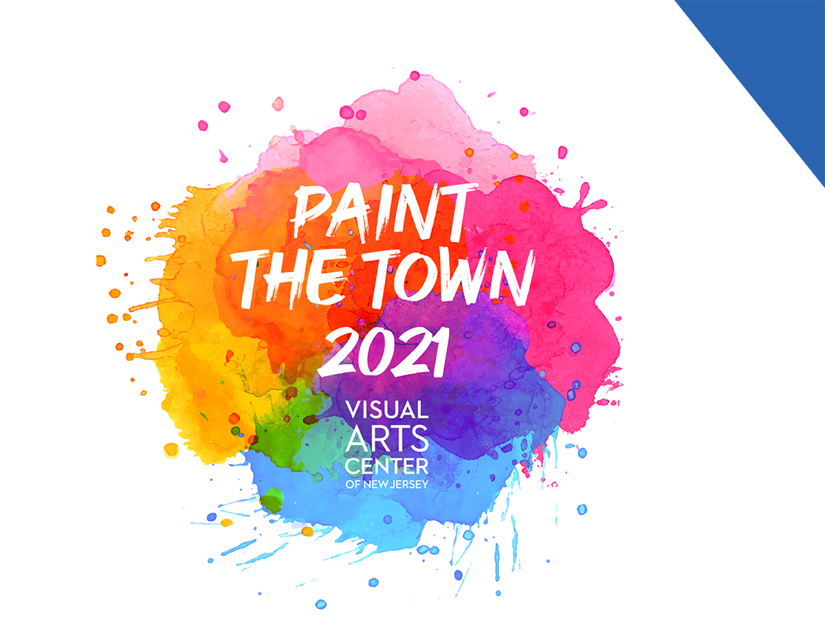 Paint the town gala logo
