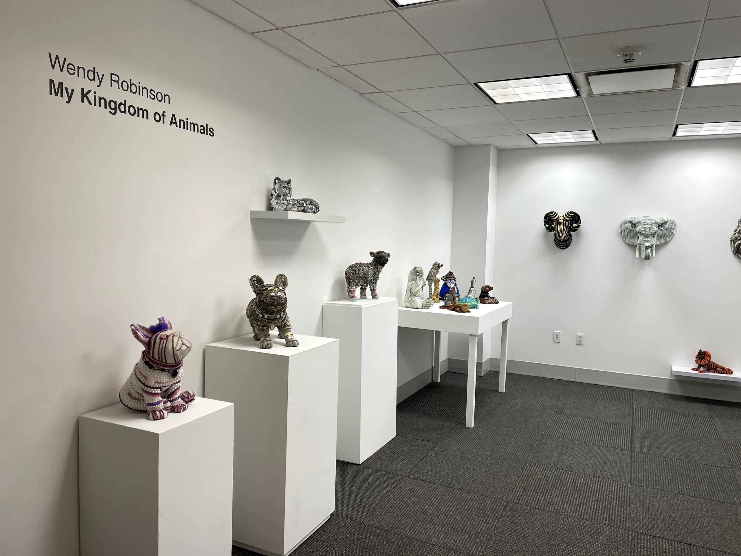 Wendy Robinson Installation photo 1