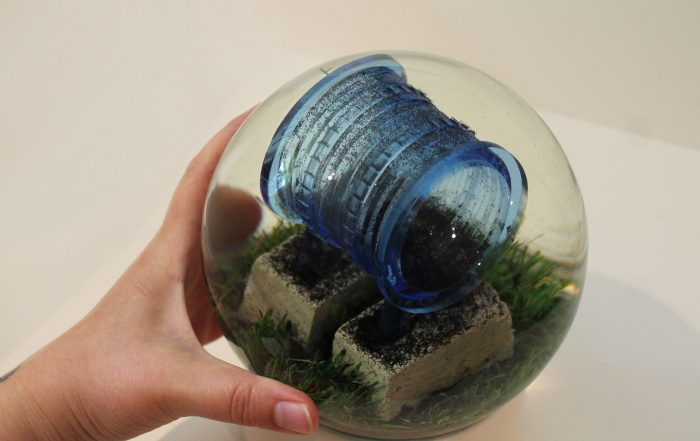 Micro Spill by Ryan Feddersen
