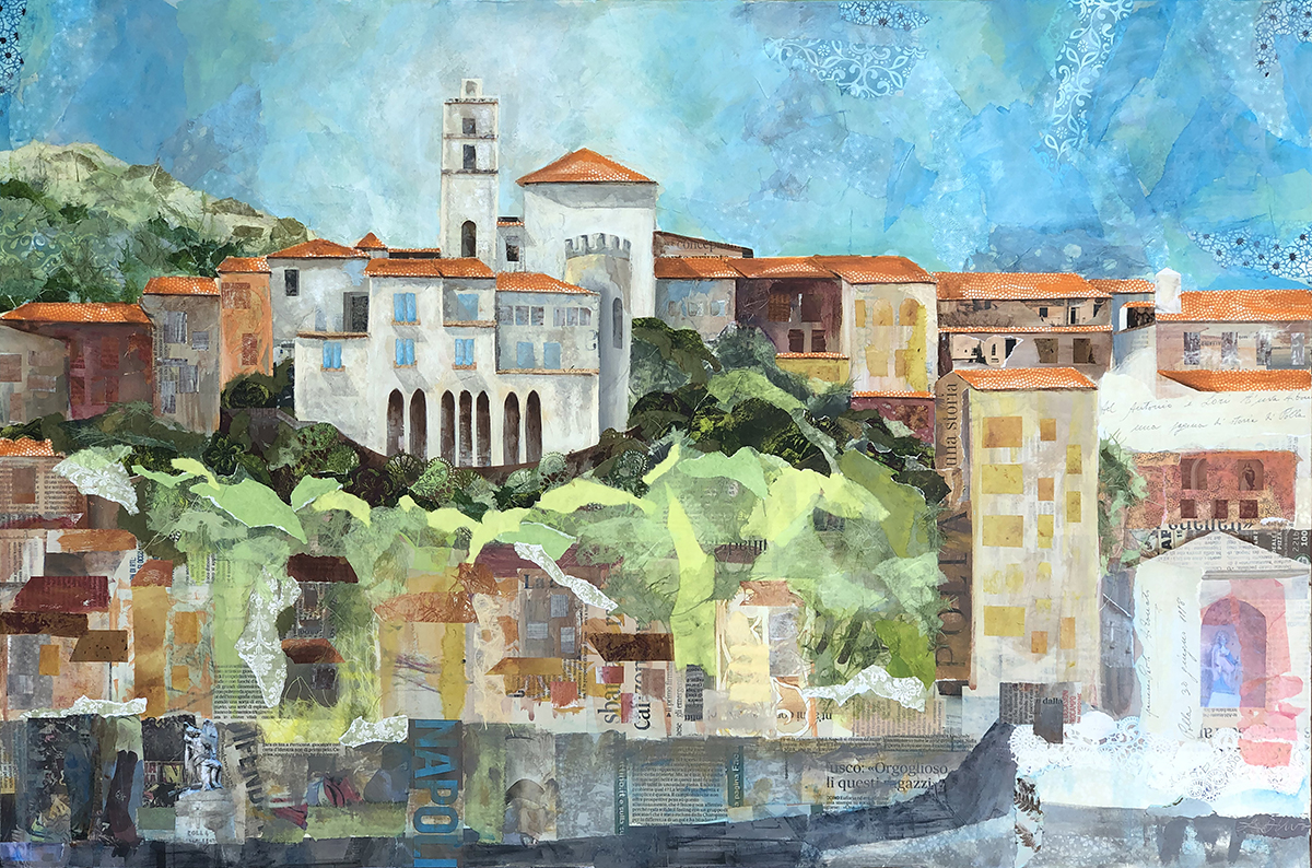 Polla, Salerno: The Home of my Ancestors by Lorraine D'Uva